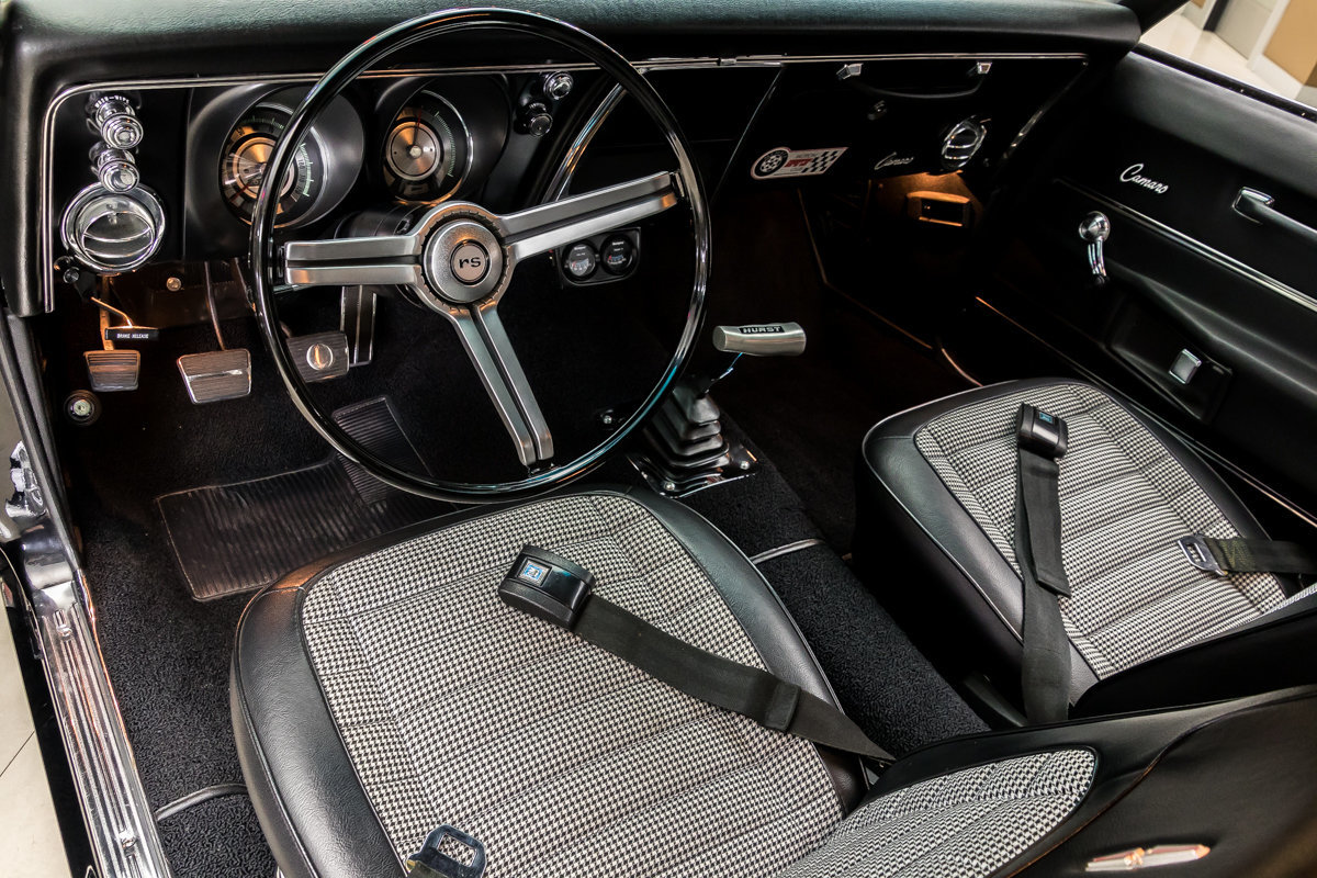 1968 Chevrolet Camaro Classic Cars For Sale Michigan Muscle Old Rs Ss