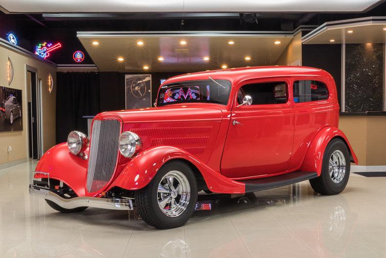 1933 Ford Tudor