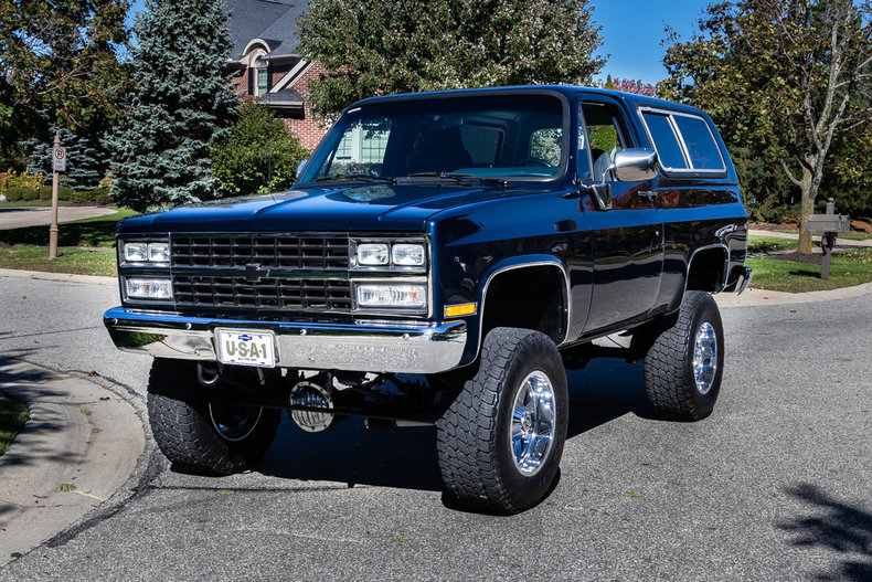 1991 Chevrolet Blazer For Sale