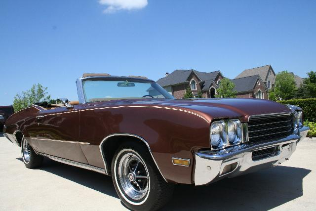 For Sale 1971 Buick Skylark