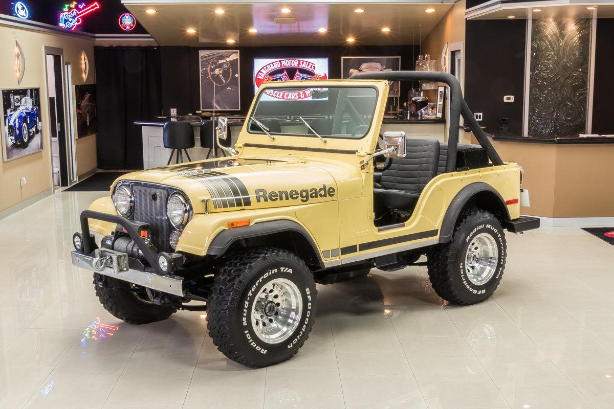 1979 Jeep CJ-5 for sale #75991   MCG