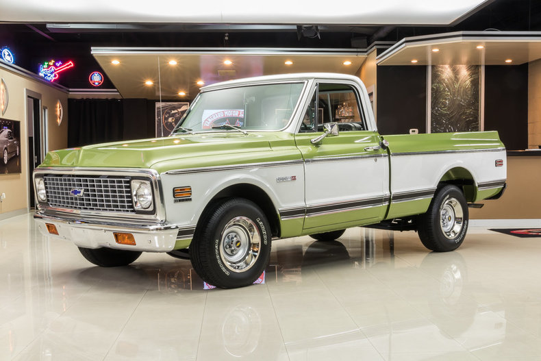 1971 chevrolet c10 vanguard motor sales 1981 Chevy Truck 1971 chevrolet c10