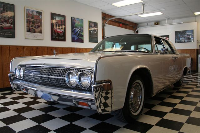 For Sale 1963 Lincoln Continental