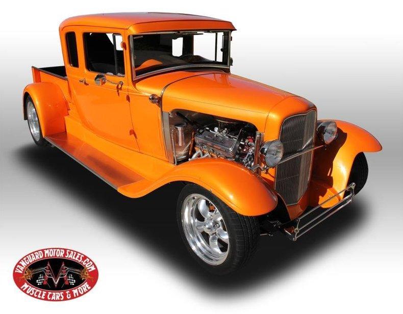 1930 Ford Model A | Vanguard Motor Sales
