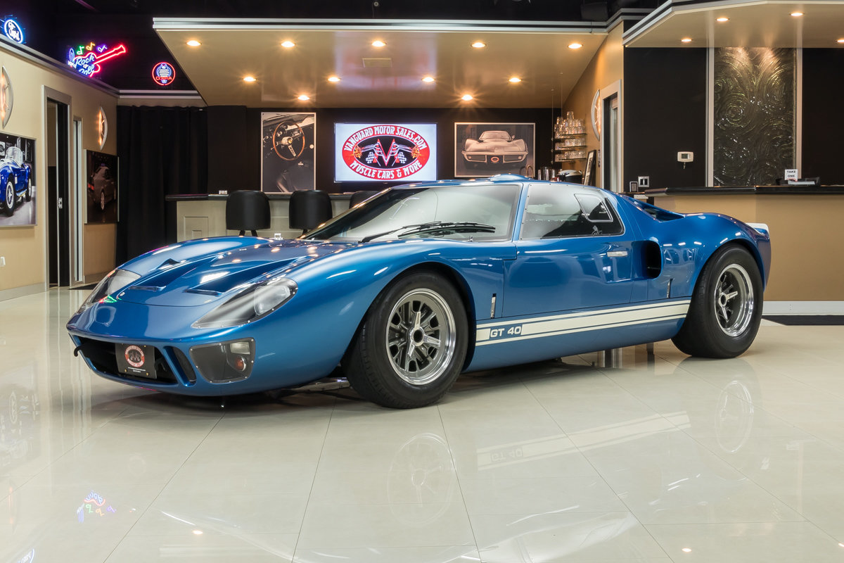 For Sale  Ford Gt