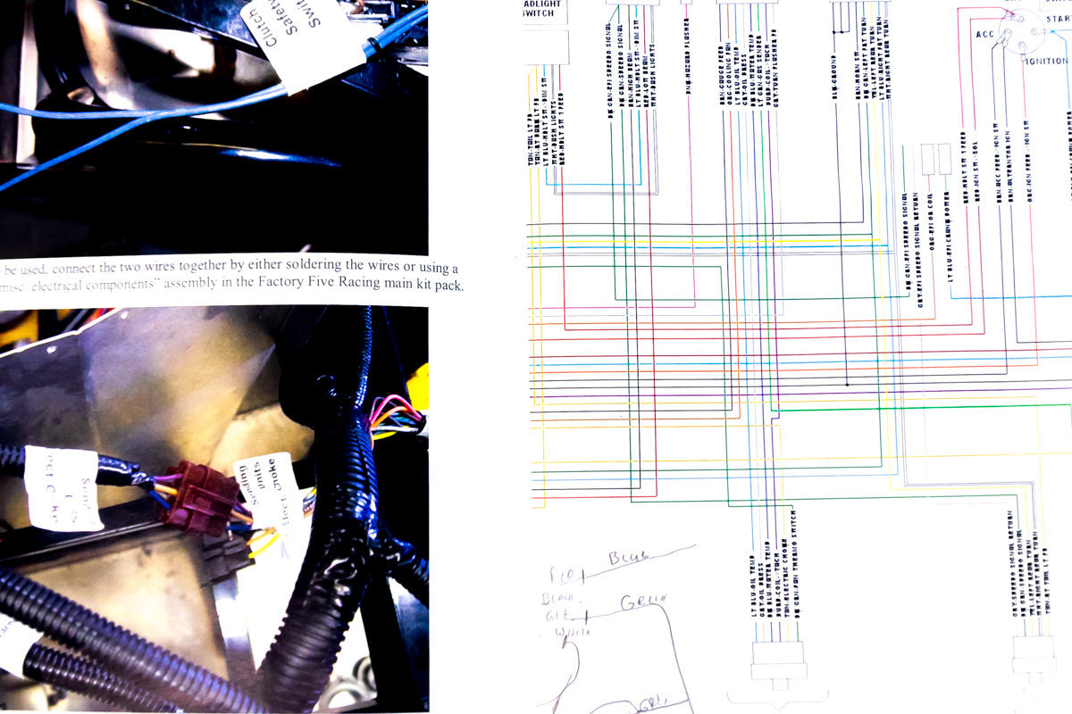 Factory Five Wiring Diagram Library For Ac Cobra 1965 Shelby Sale