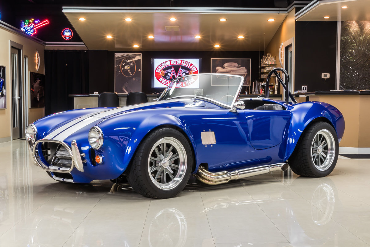 Factory Five Cobra Wiring Diagram Example Electrical 1965 Shelby Classic Cars For Sale Michigan Muscle Old Rh Vanguardmotorsales Com 818c