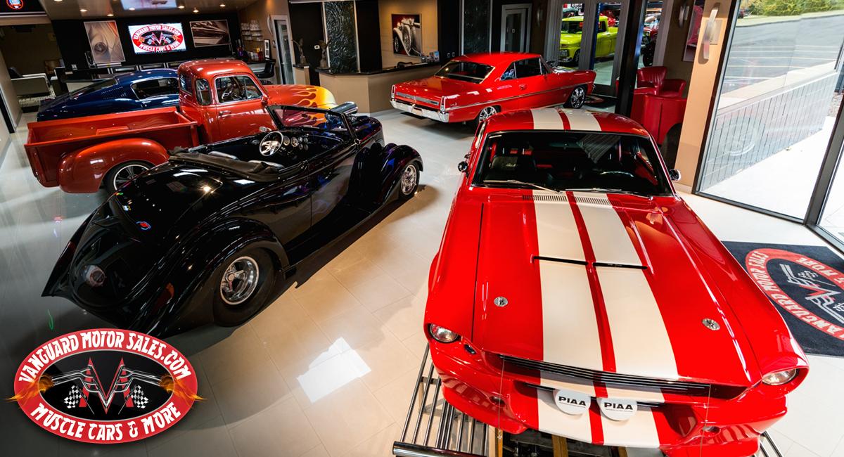 Vanguard Motors Com Caferacer 1firts Com