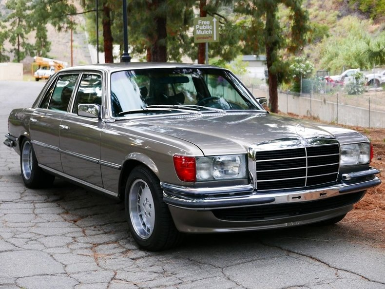 1979 mercedes benz 400 for sale 74867 mcg for Mercedes benz 400 for sale
