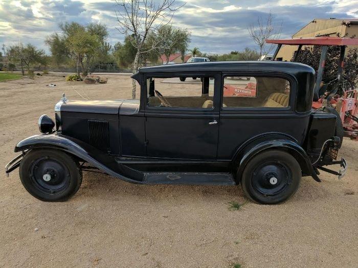 1930 chevrolet 2 door sedan for 1930 chevrolet 4 door sedan