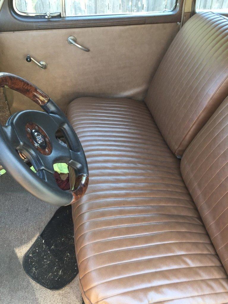 1941 Plymouth Deluxe Special 4 Door
