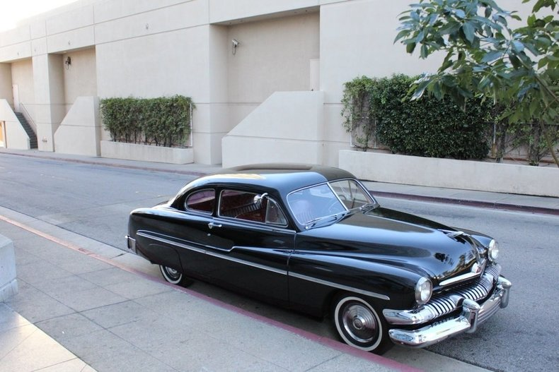 1951 mercury coupe my classic garage for 1951 mercury 2 door coupe