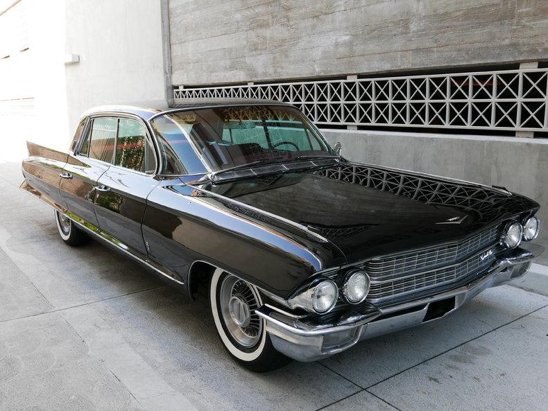 1962 Cadillac Brougham