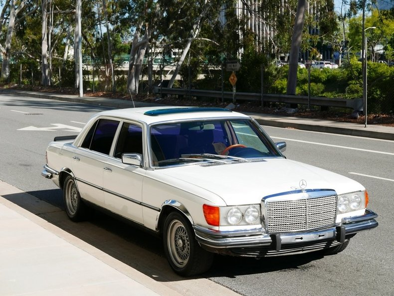 1976 mercedes benz 450 sel euro amg for sale 75022 mcg for 1976 mercedes benz for sale
