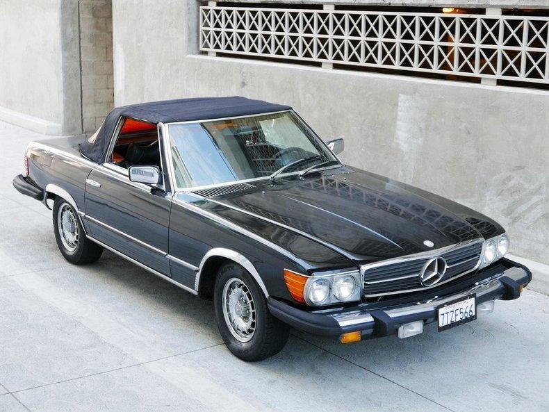 1978 mercedes benz 450 sl for Mercedes benz 450 sl
