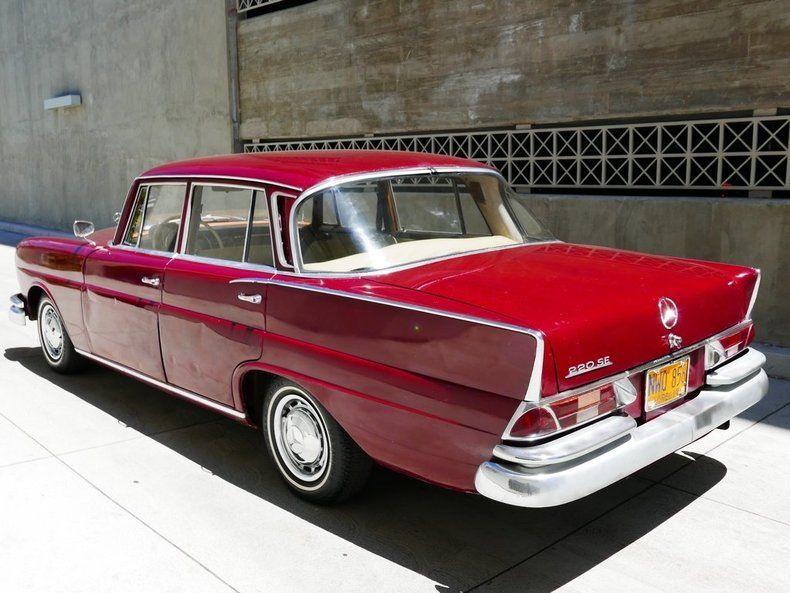 1962 mercedes benz 200 for 1962 mercedes benz
