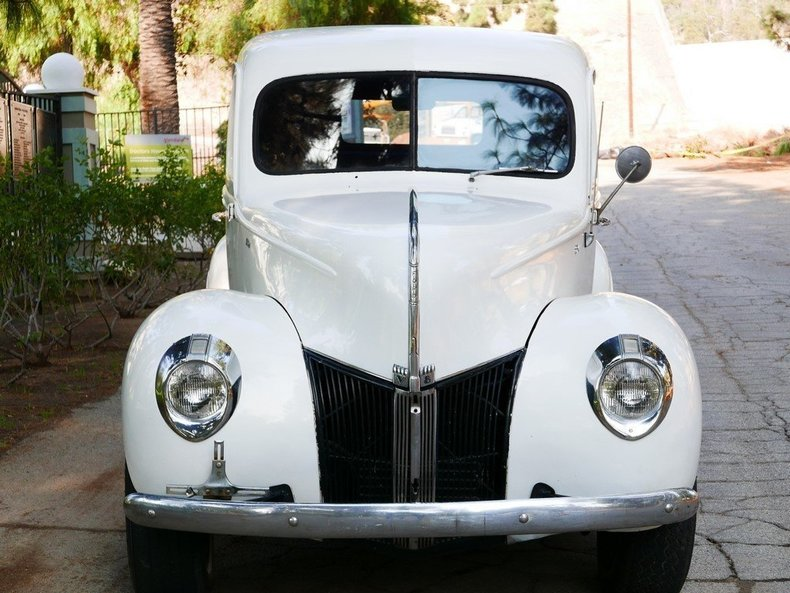 1940 Ford Pickup |