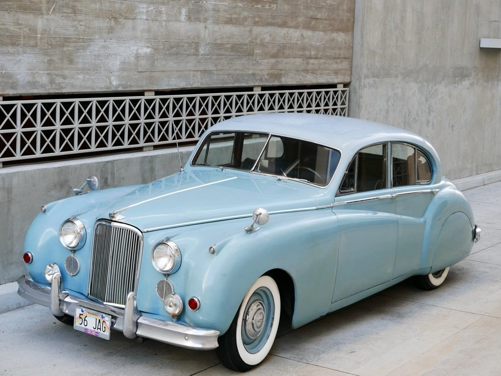 1956 Jaguar Mark VII