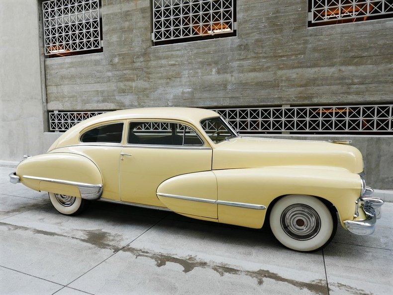 "1947 Cadillac Club Coupe Series 62 ""Sedanette"""
