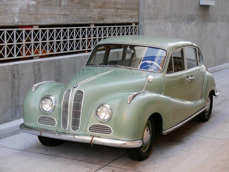 1957 BMW 501 for sale #75088 | MCG