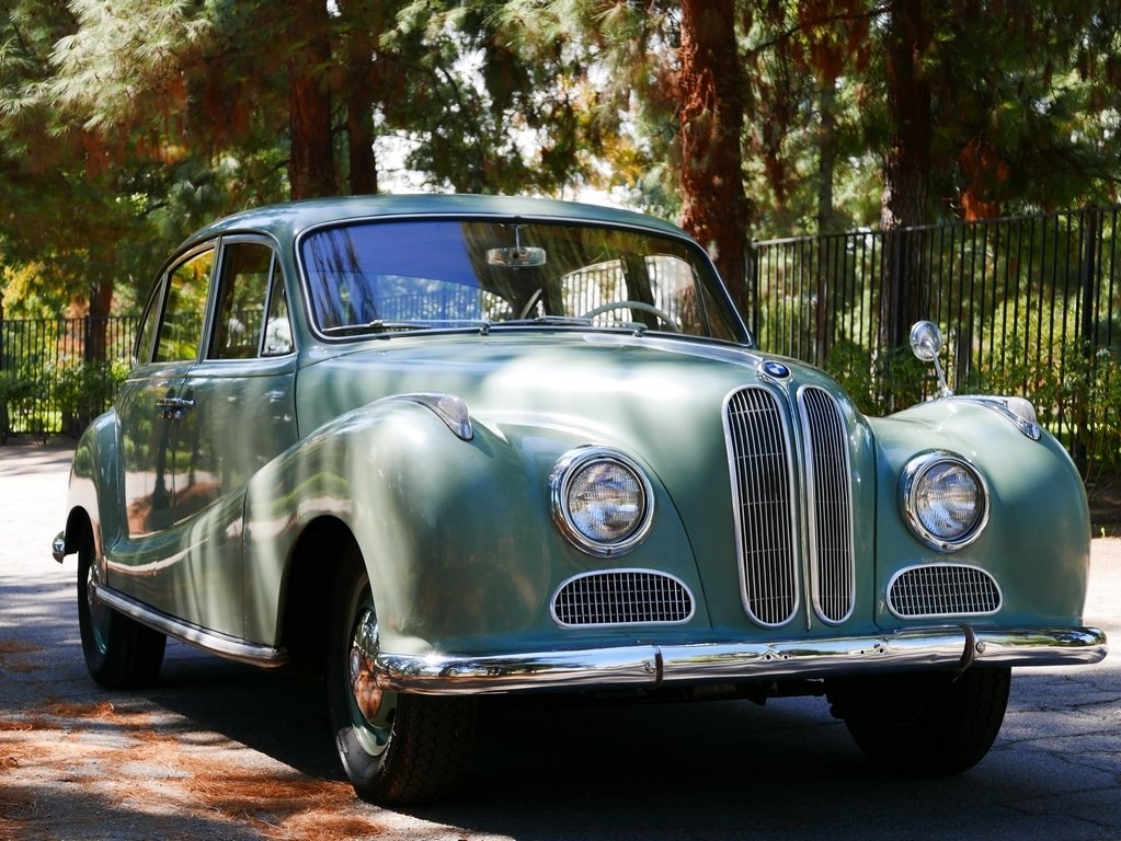 1957 BMW 501