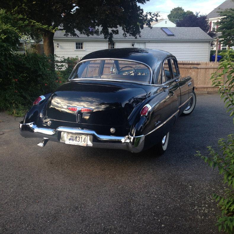 Buick Full Size Car: 1949 Buick Super