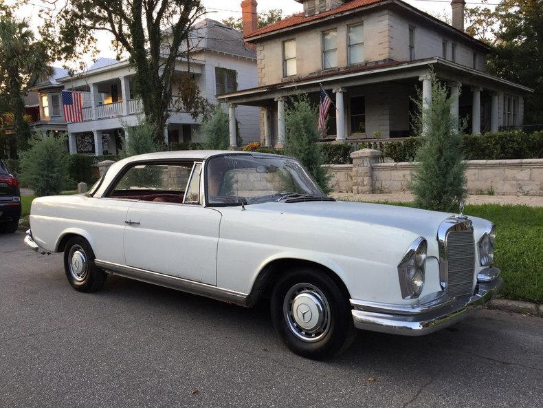 1961 mercedes benz 220seb for 1961 mercedes benz