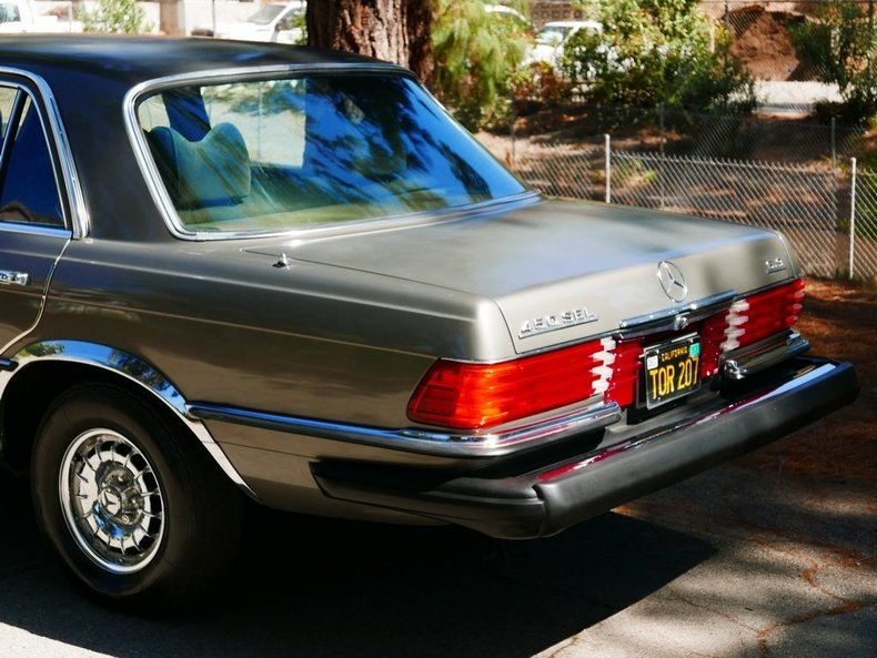 1978 1978 Mercedes-Benz 450 SEL For Sale