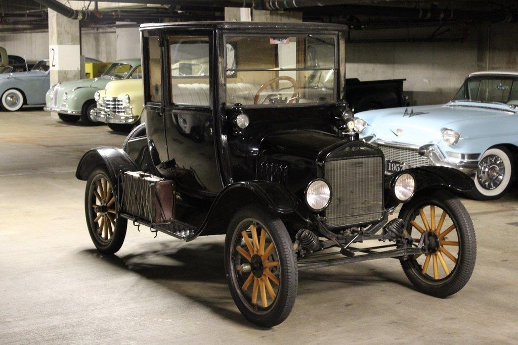 1919 ford model t coupe. Black Bedroom Furniture Sets. Home Design Ideas