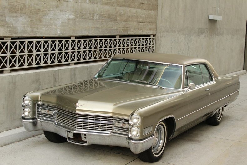 1966 Cadillac Deville for sale #75146 | MCG