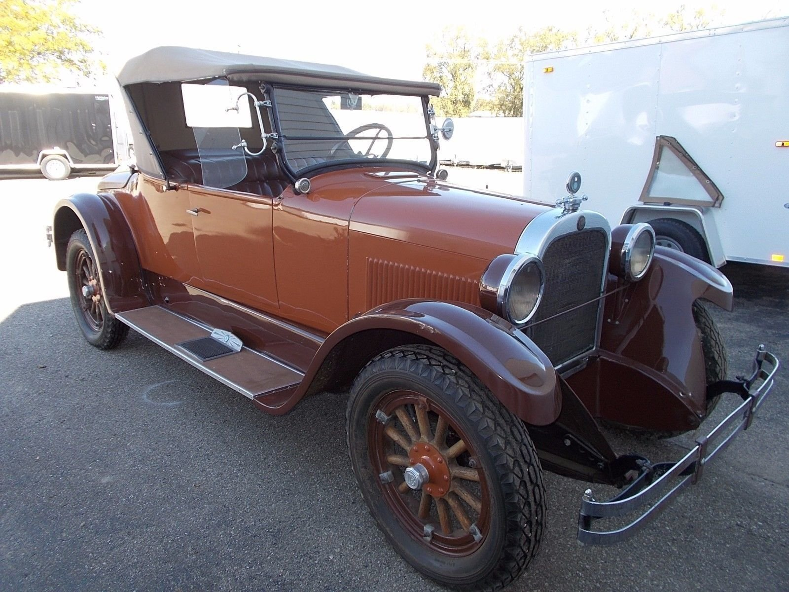 1924 Dodge Brothers Roadster |