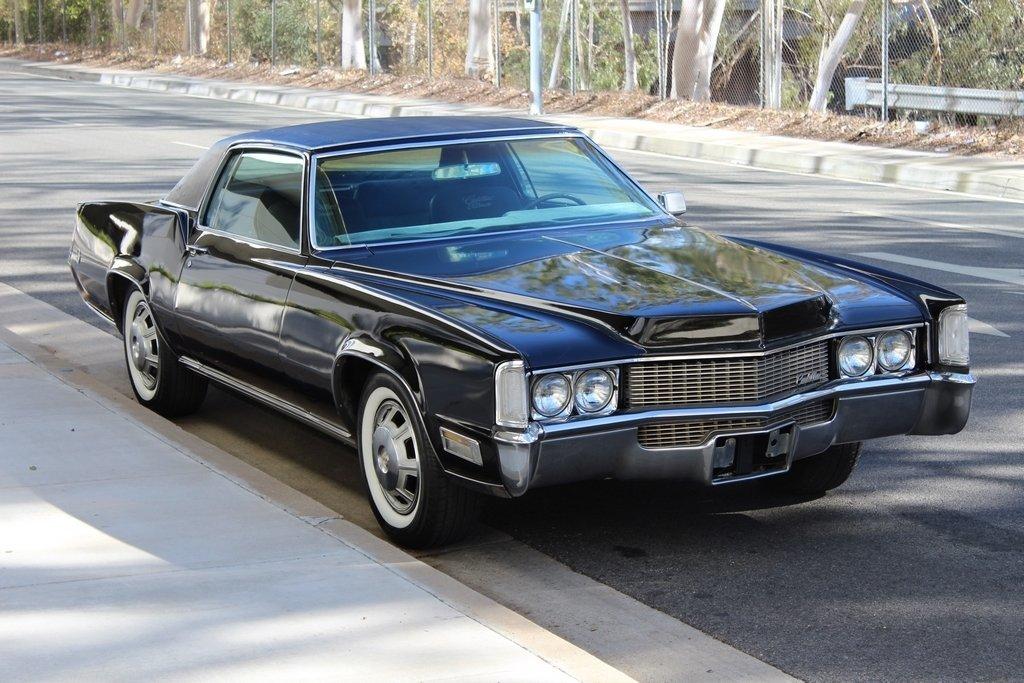1969 Cadillac Eldorado |