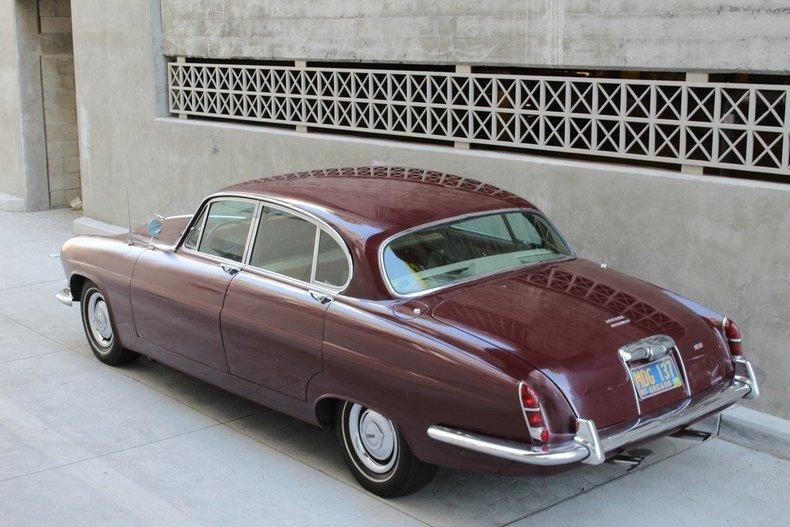 1963 Jaguar Mark X | My Classic Garage