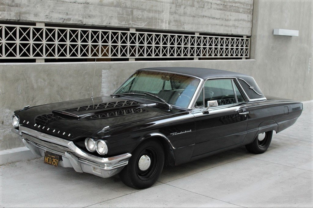 Cars For 8 Year Old >> 1964 Ford Thunderbird