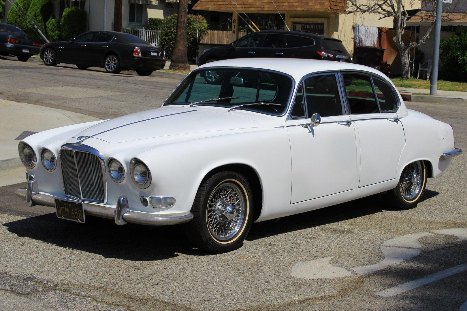 1967 Jaguar 420 for sale #100945 | MCG