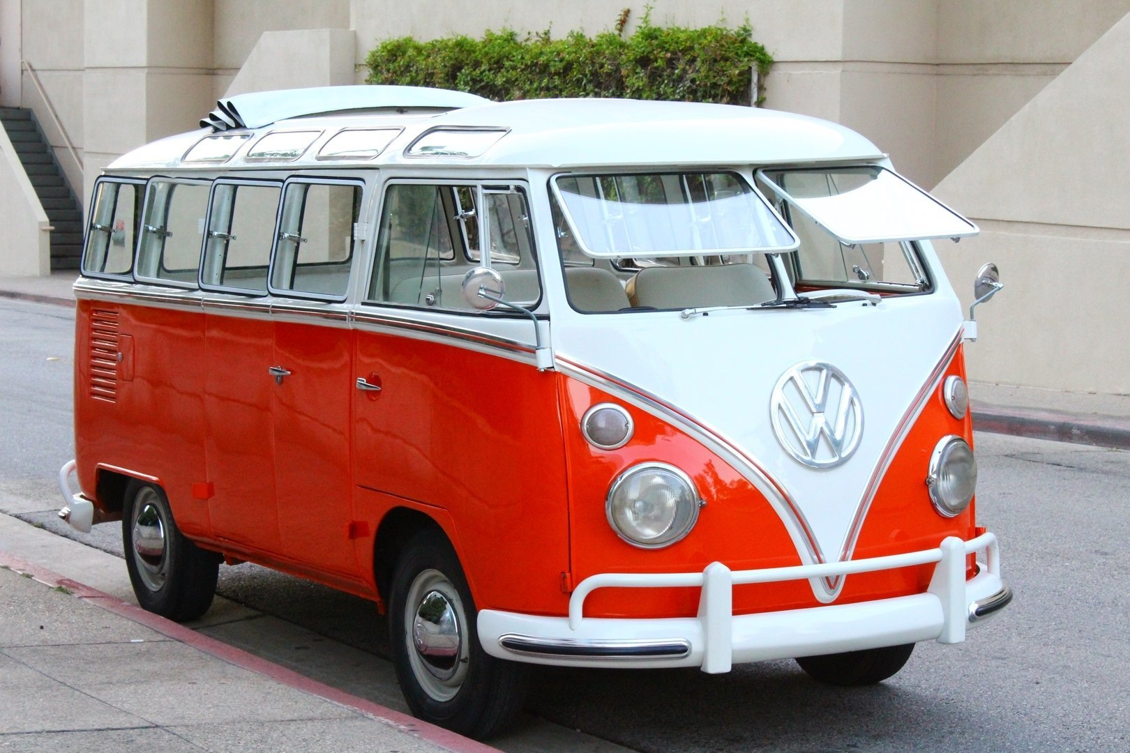 1963 volkswagen type 2 t1 sunroof deluxe samba microbus. Black Bedroom Furniture Sets. Home Design Ideas
