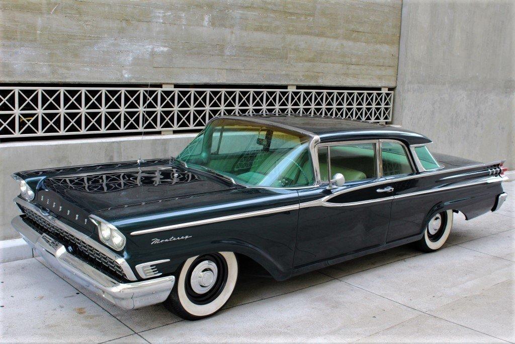 1959 Mercury Monterey |
