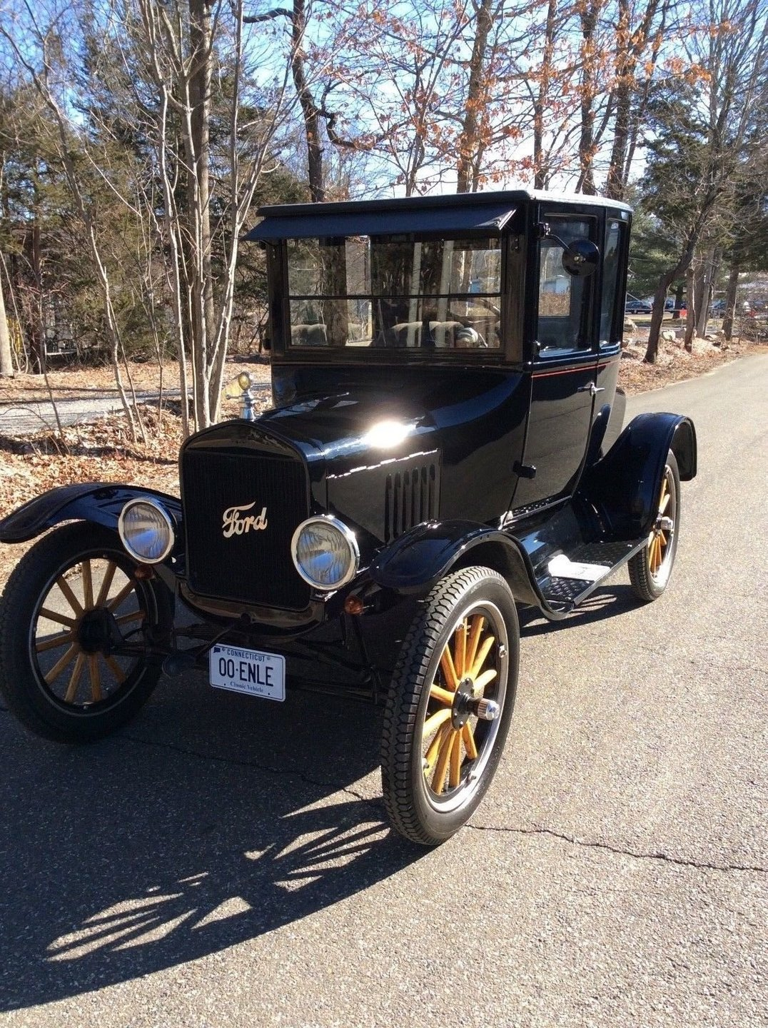 1924 Ford Model T Coupe for sale #82360 | MCG