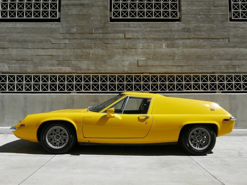 1969 Lotus Europa | My Classic Garage