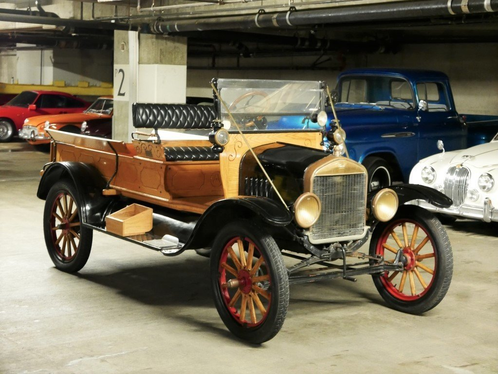 1920 Ford Model T Huckster Pickup for sale #84027 | MCG