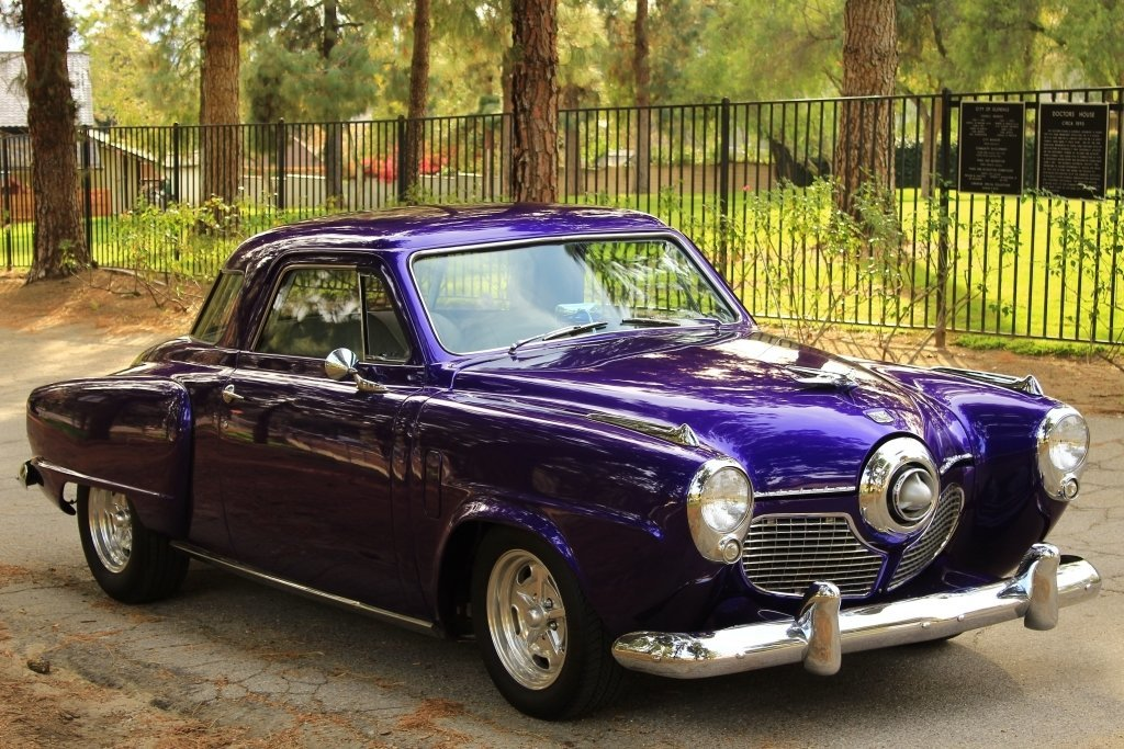 1951 studebaker champion starlight coupe for sale 83756 mcg - Studebaker champion starlight coupe ...