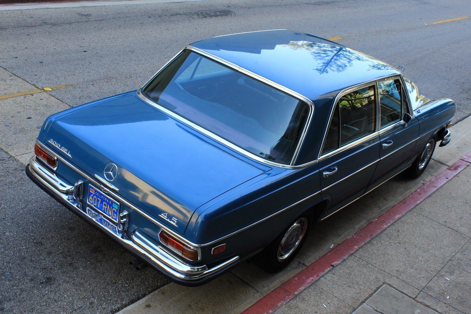 1973 Mercedes-Benz 300 SEL 4.5
