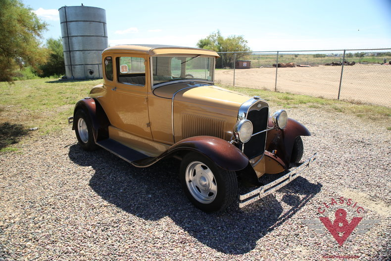1930 Ford Business Coupe