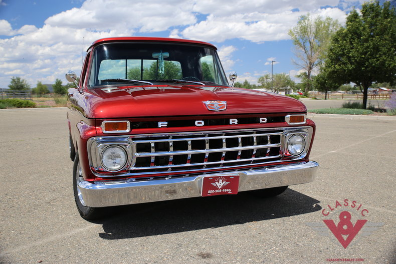 1965 Ford 100 Fleetside SWB