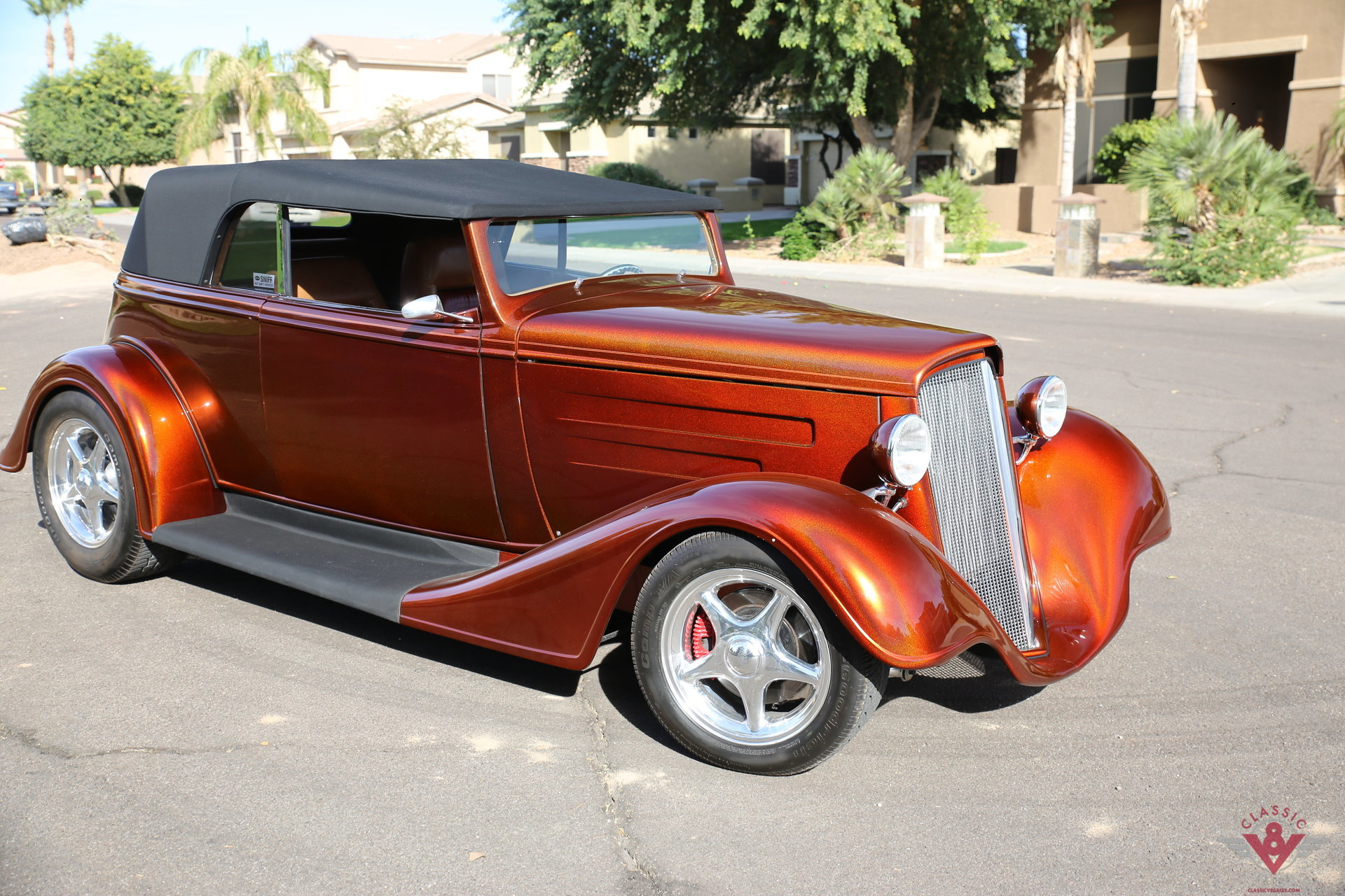 1934 Chevrolet Phaeton for sale #75817 | MCG