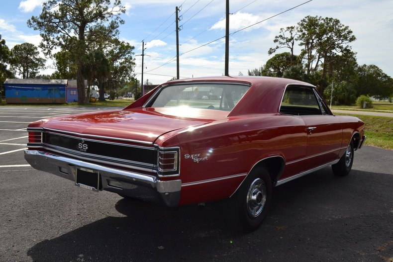 87058596e91 low res 1967 chevrolet chevelle ss 396