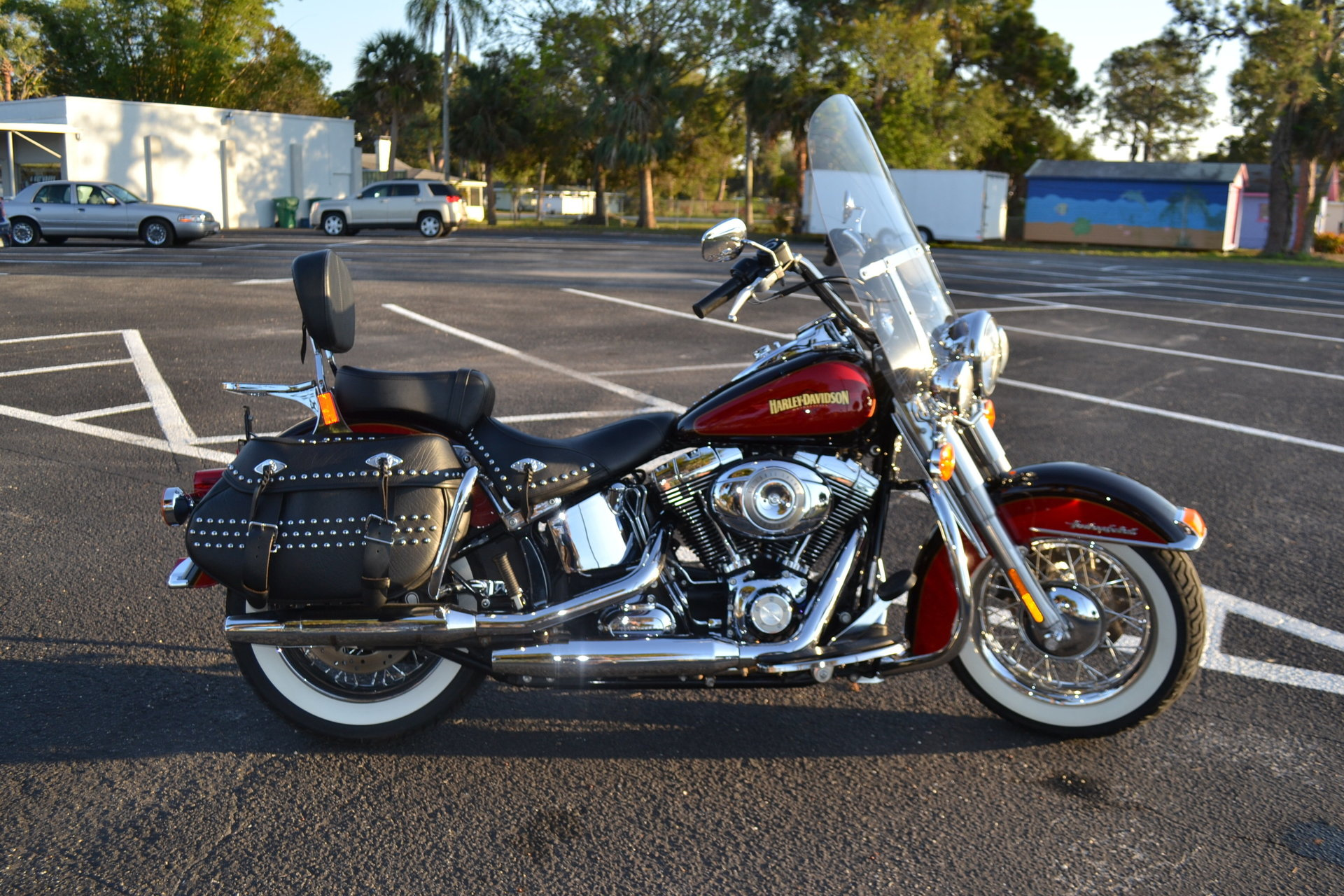 114671083c03 hd 2010 harley davidson heritage softail special