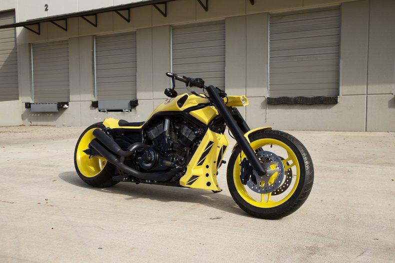 2012 Harley Davison V ROD