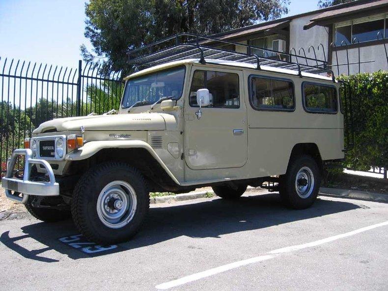 1981 Toyota HJ47 TROOPIE WAGON