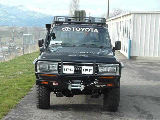 1989 Toyota FJ62